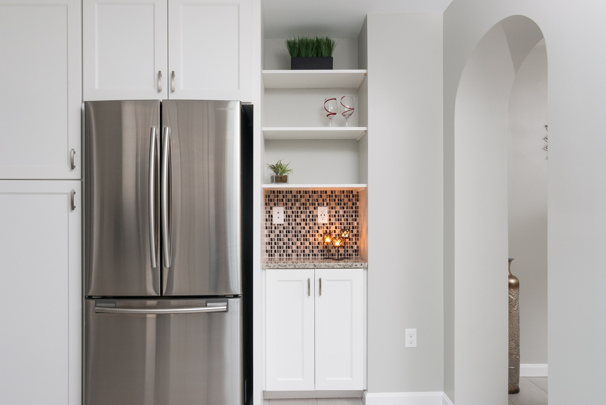 The kind of kitchen detail that I love to grab if I can.