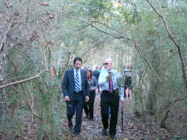 Bruce Conque and Ben Berthelot at new trail opening.jpg