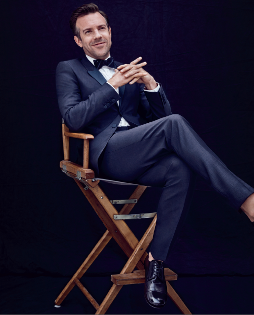 Jason Sudeikas is Man of Style for InStyle magazine