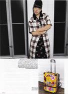Lilly Allen for Elle Magazine