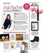 Ask Rachel Bilson InStyle 2011