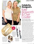 Kate Bosworth InStyle Magazine