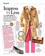 Impress for Less InStyle Magazine