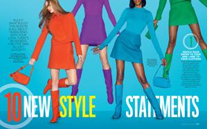 10 new style statements InStyle Magazine