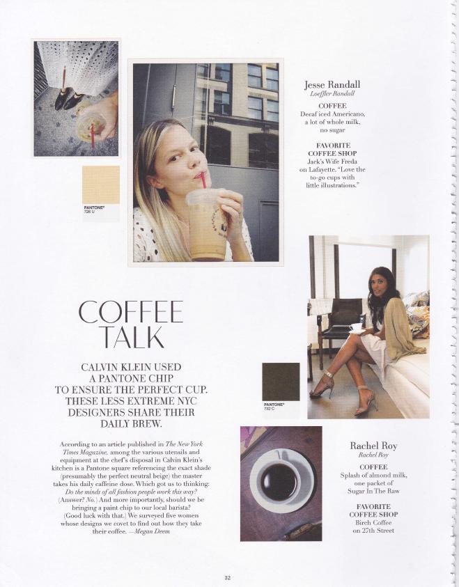Coffee Talk by Megan Deem