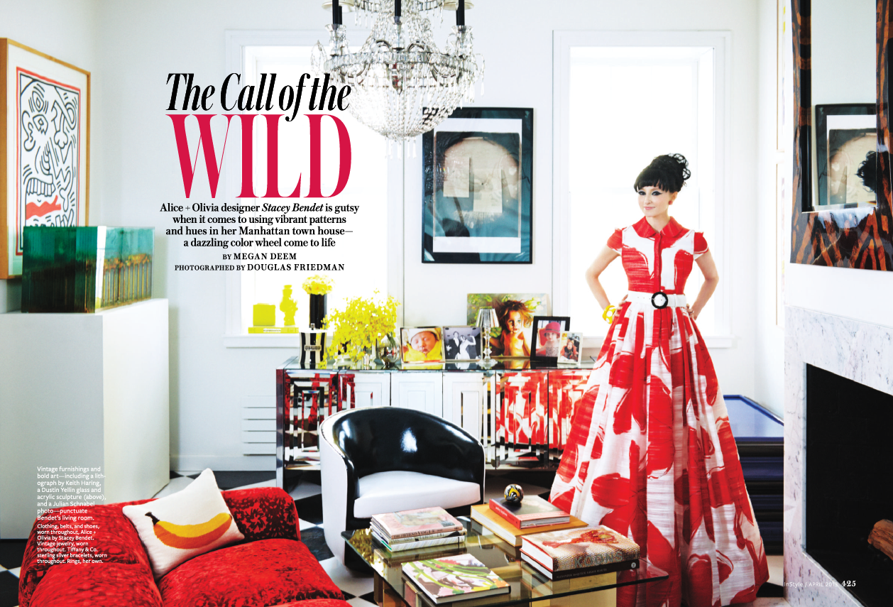 InStyle Call of the Wild Megan Deem smaller