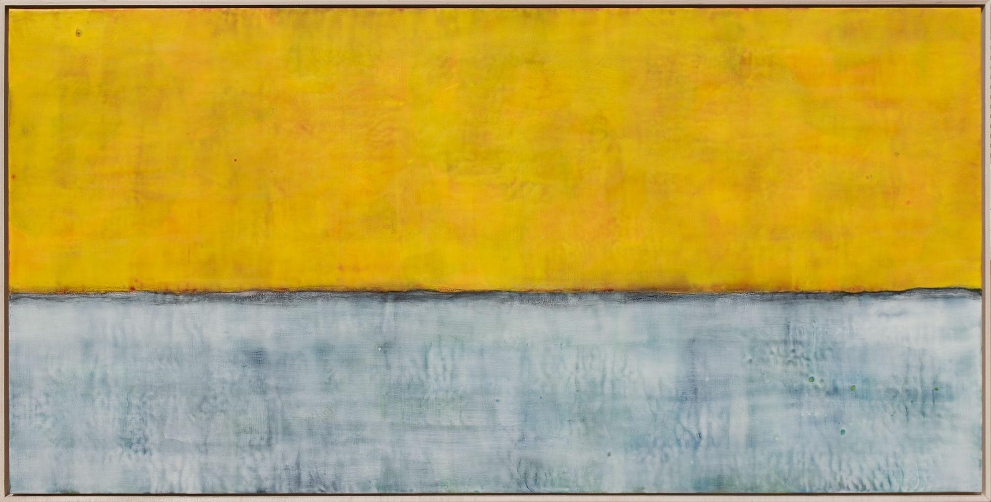 "🔴Daylight Fading 37.5 x 73.5"" framed $ 7,800."