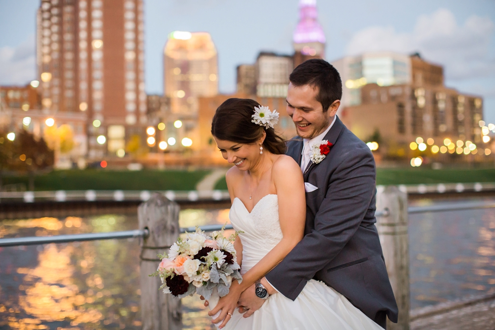 Windows on the River Cleveland Wedding