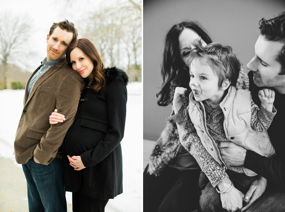 Cleveland Maternity Photographer