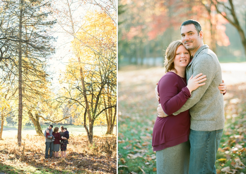 Cuyahoga Valley National Park Family Photos