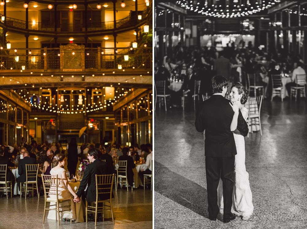 Downtown Cleveland Wedding Photographer