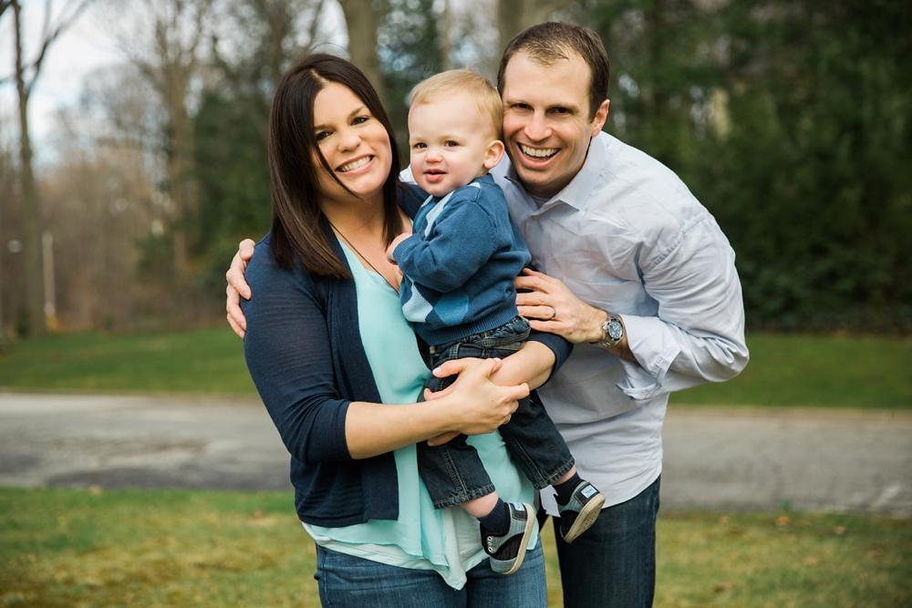 Shaker Heights Ohio Family Photographer