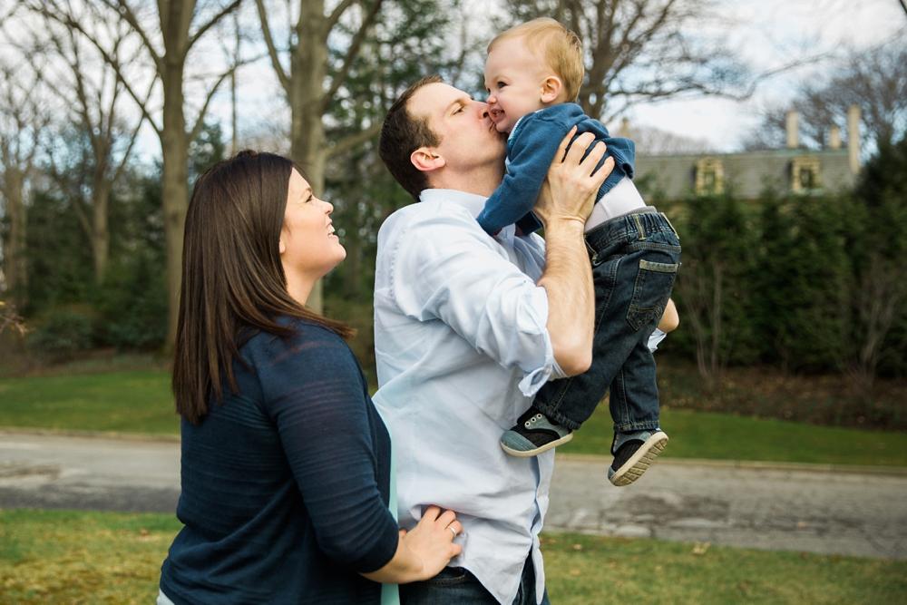 Horseshoe Lake Ohio Family Photo Session