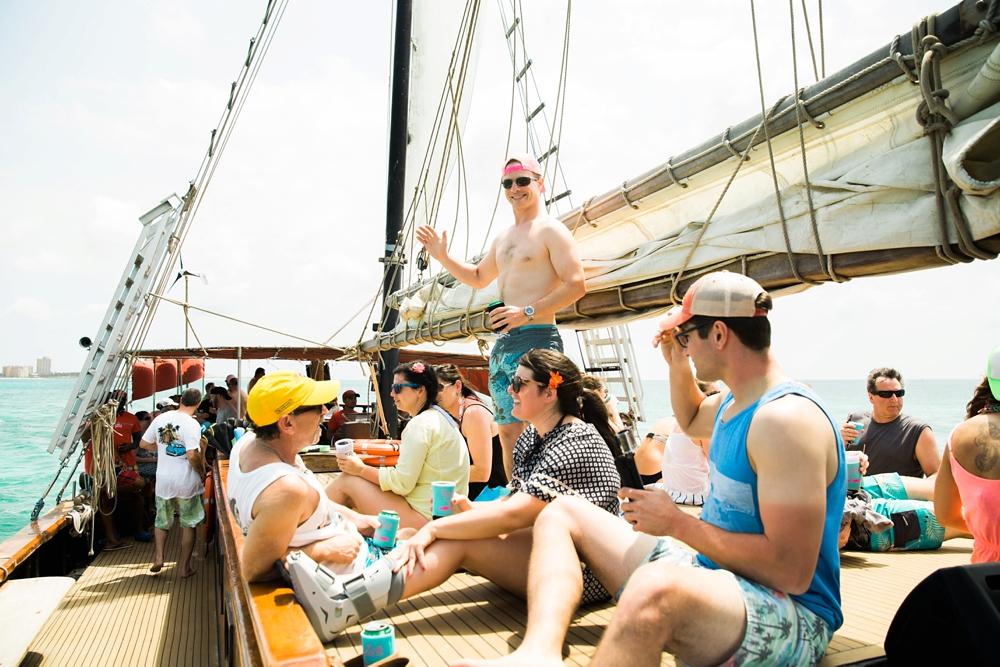 Aruba Snorkel Cruise