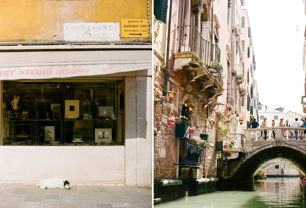 Venice Italy Travel Photography