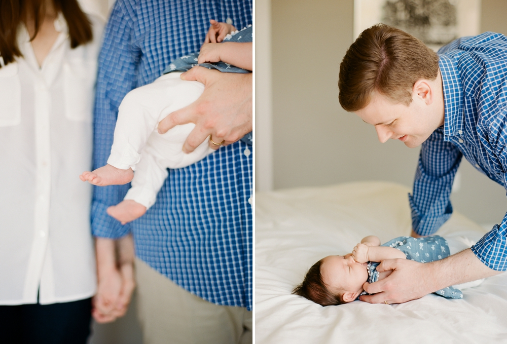 Tremont Ohio Newborn Photos