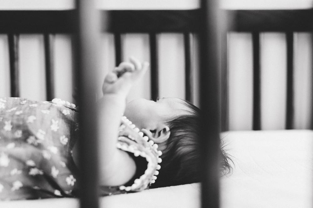 Cleveland Fine Art Newborn Photos