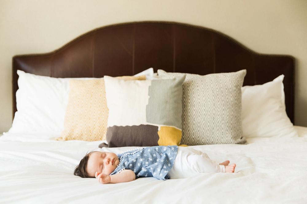Cleveland In-Home Newborn Photos