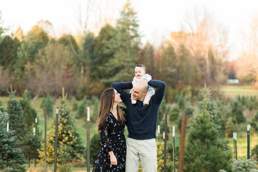 Medina Ohio Christmas Tree Farm