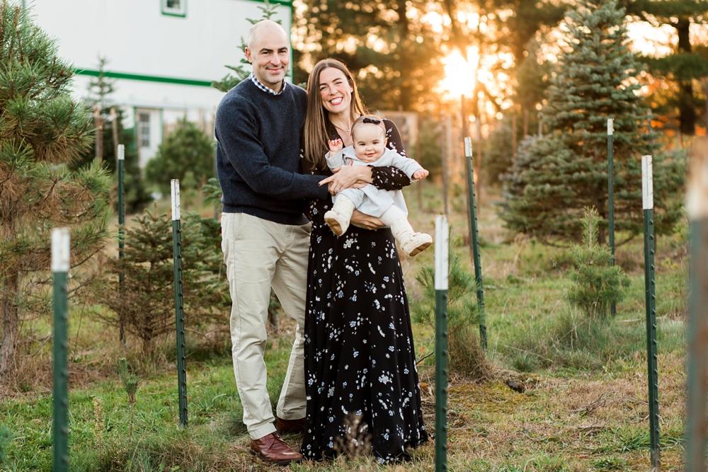 Cleveland Ohio Lifestyle Family Christmas Photos