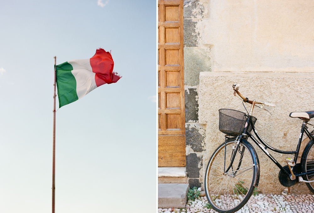 Italy Film Travel Photography
