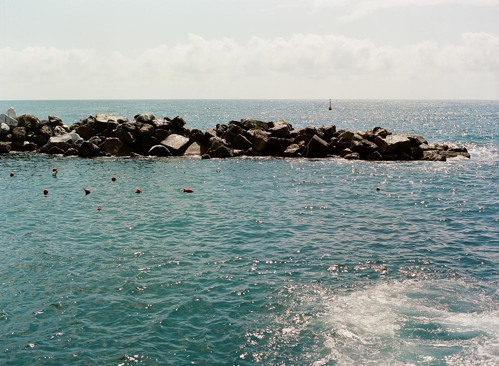 Mediterranean Sea Cinque Terre