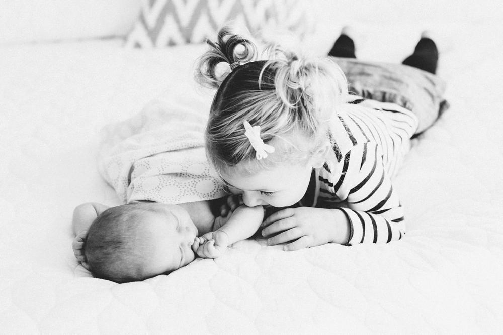 Hudson Ohio Newborn Photographer
