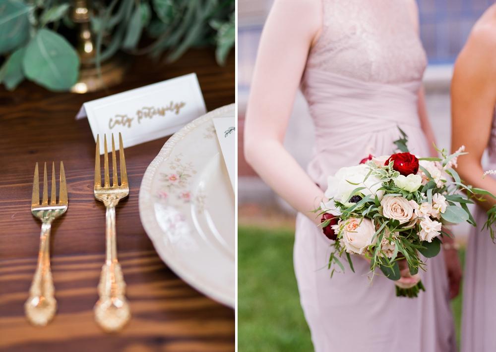 Akron Ohio Film Wedding Photography