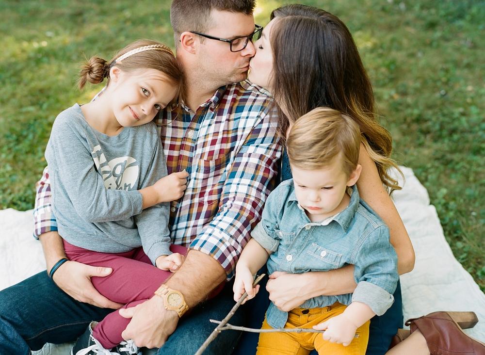 Cincinnati Ohio Family Photographer