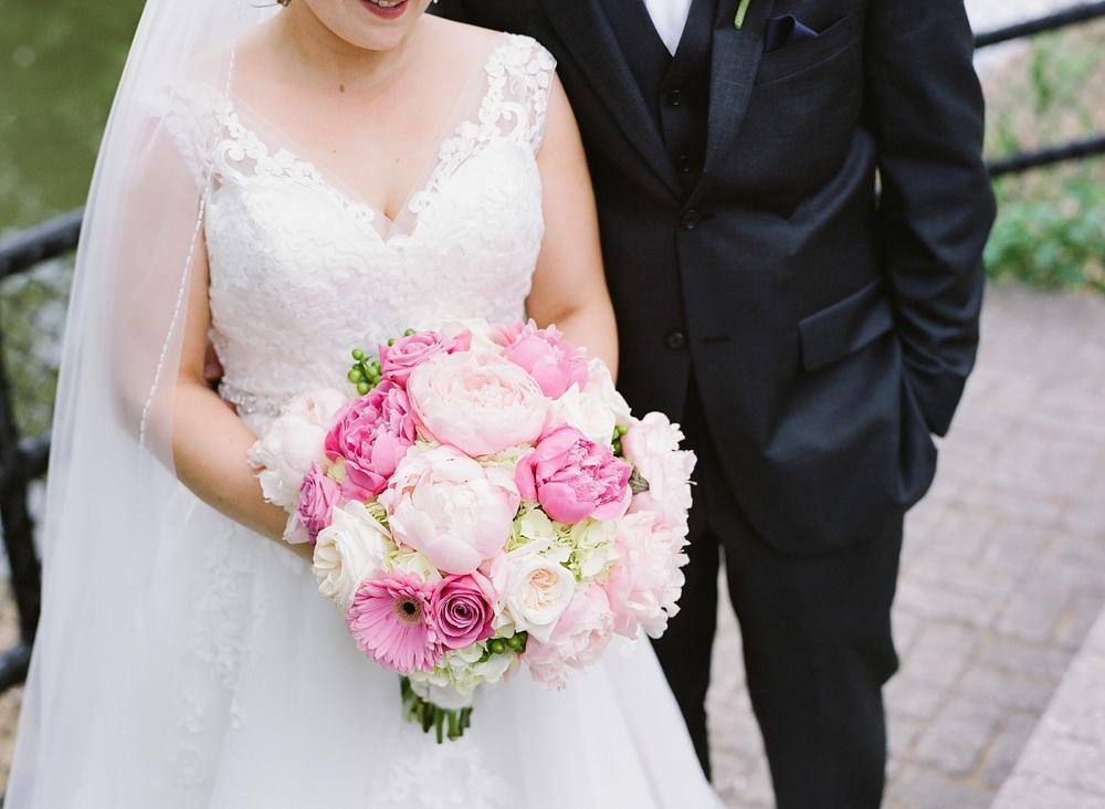 Chagrin Falls Ohio Wedding Photos