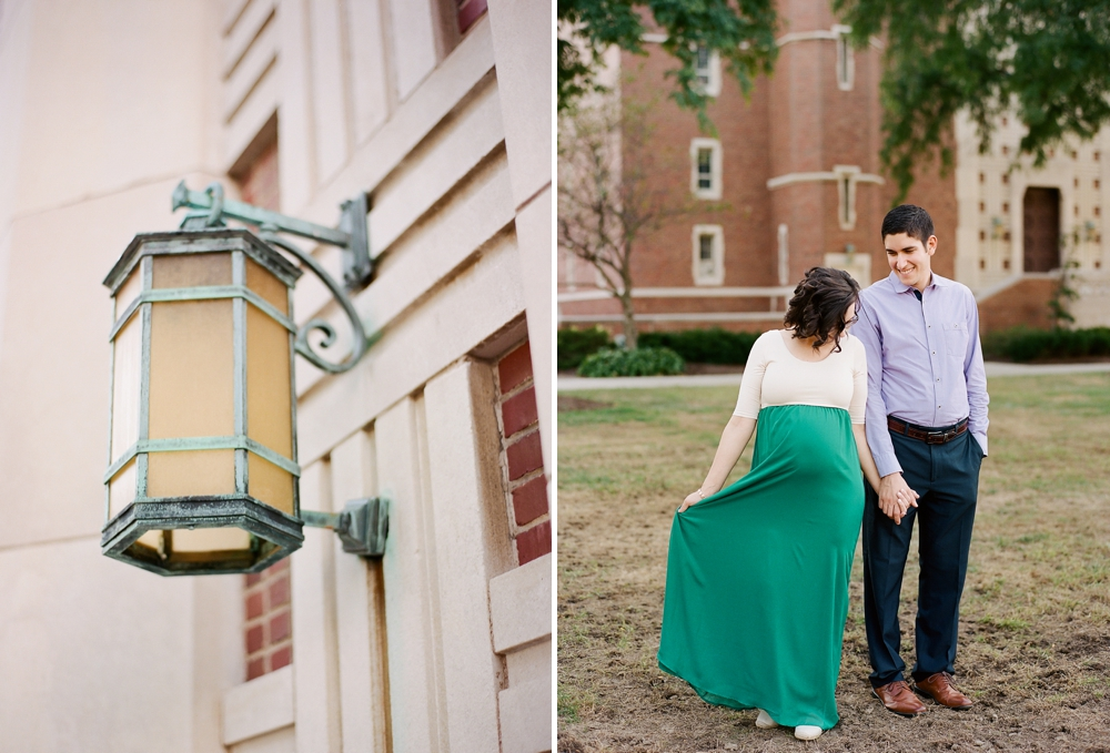John Carroll University Couples Portraits