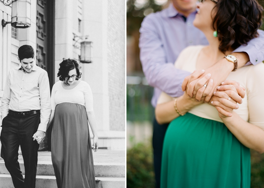 Cleveland Ohio Maternity Photographer