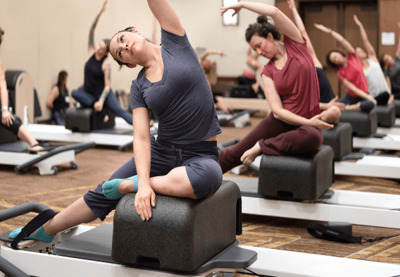 Balanced Body Movement Principles Class
