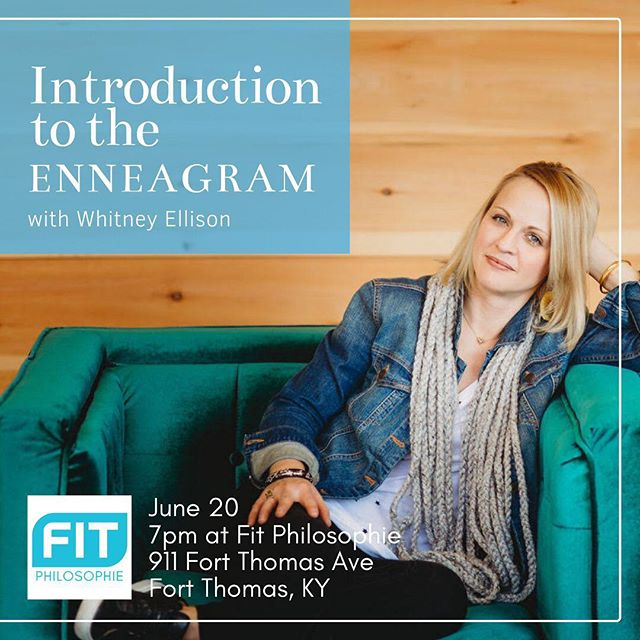 We are so excited to have our very own @whitneyeellison leading this event!