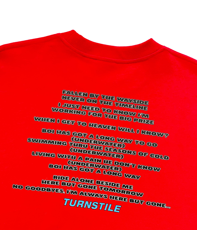 TURNSTILE - Glow On ///Nuevo disco en la calle - Página 17 Underwater+boi+red+back+zoom