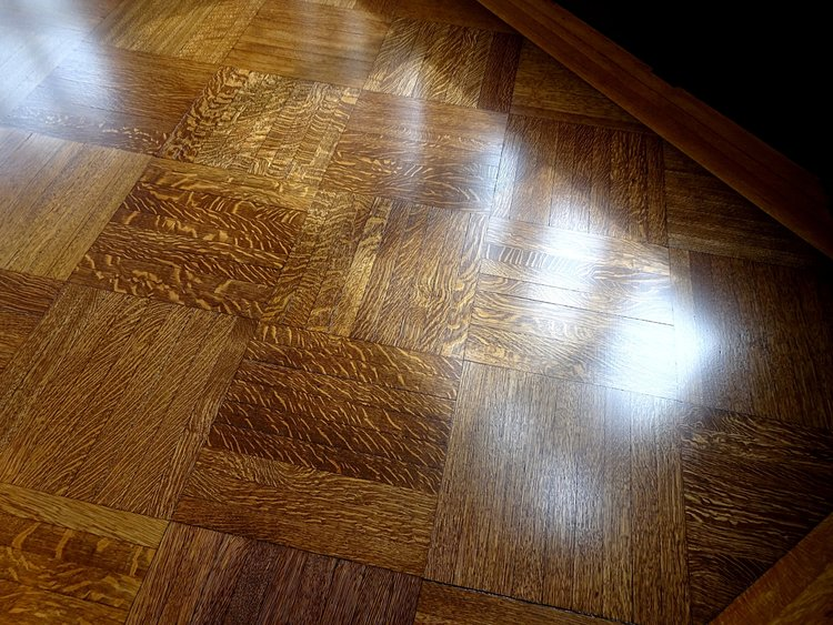 Rift And Quarter Sawn Hardwood Flooring
