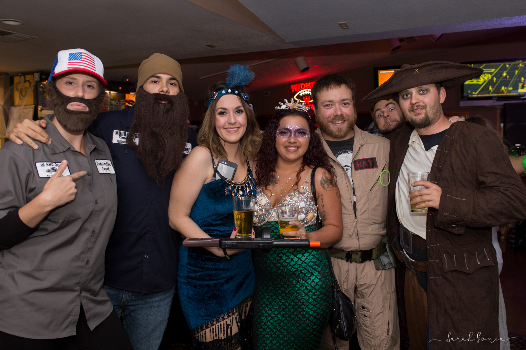 Olympia Photographer The Chive Chivoween Oly Chivers O'Blarneys