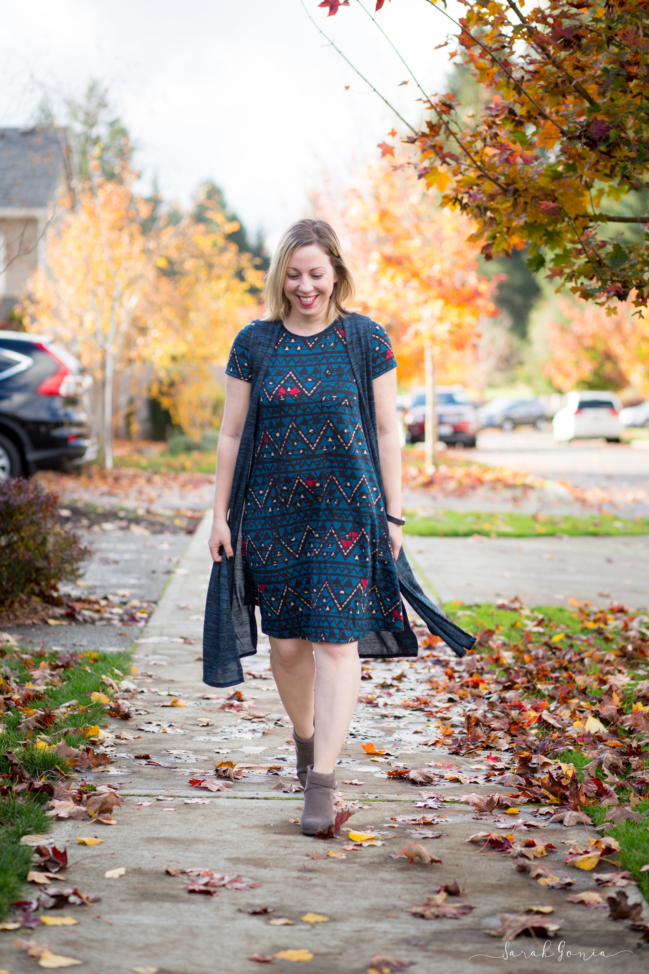 Meet Kristin! The mastermind behind the Lularoe Self-Love experience. Isn't she gorgeous!