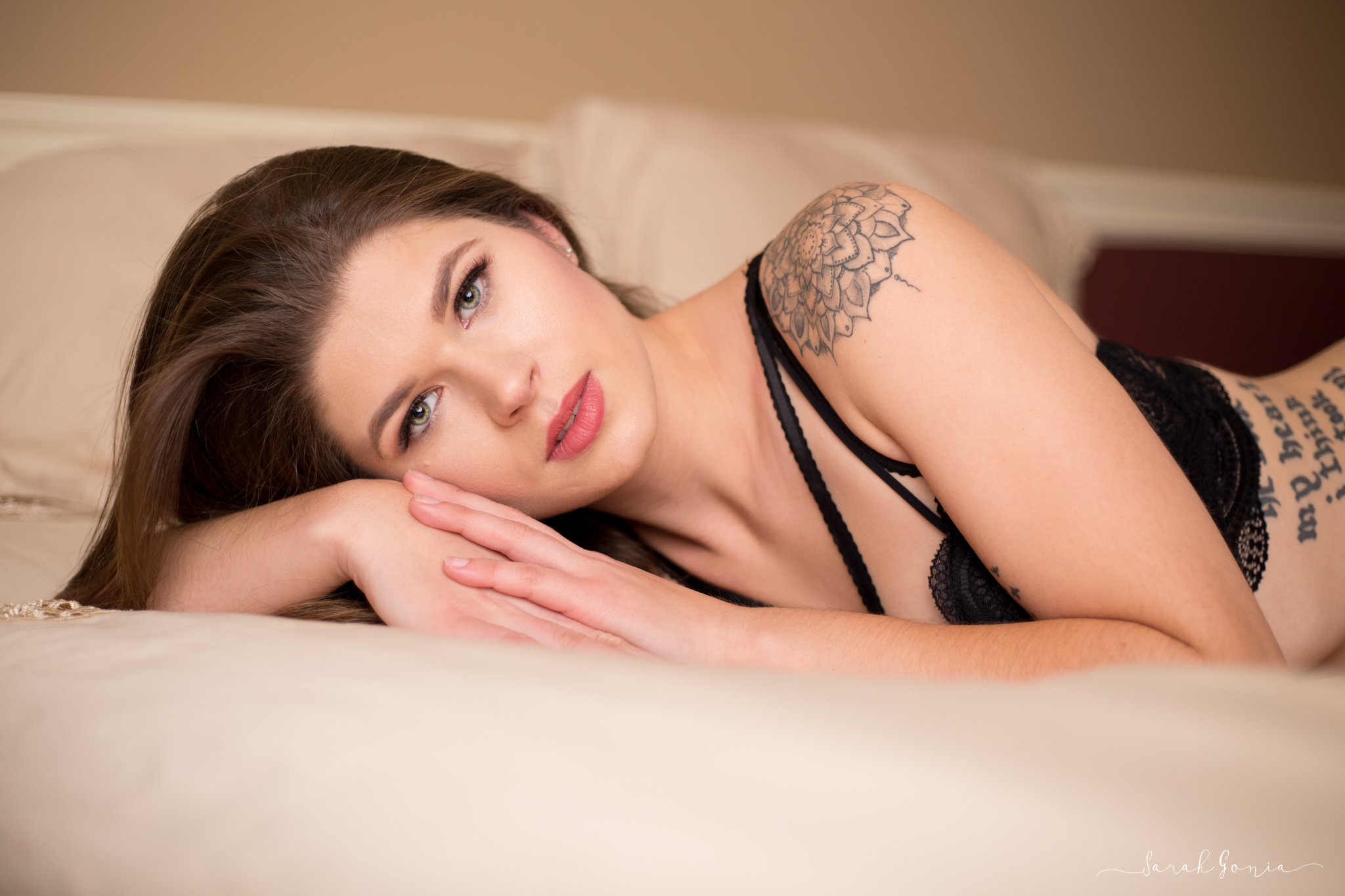 Indoor Boudoir Olympia Boudoir Photography