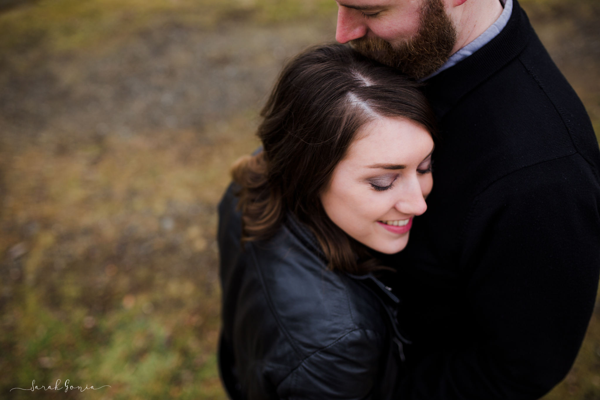 Sarah Gonia Photography Olympia Wedding Photographer Engagement