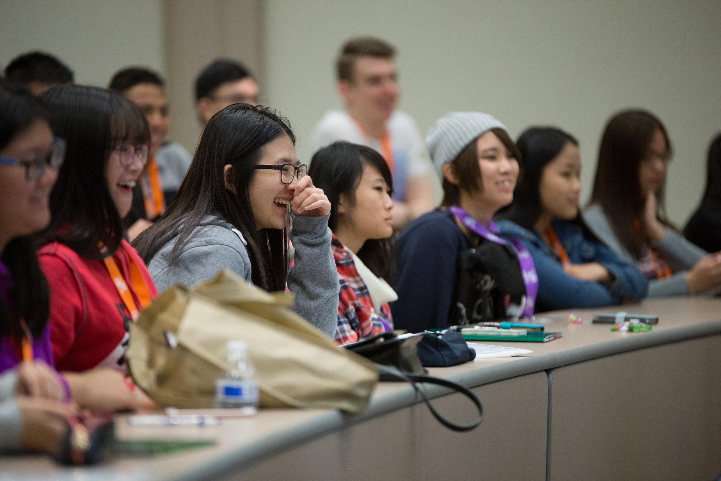 TCC International Program | Tacoma Event Photographer