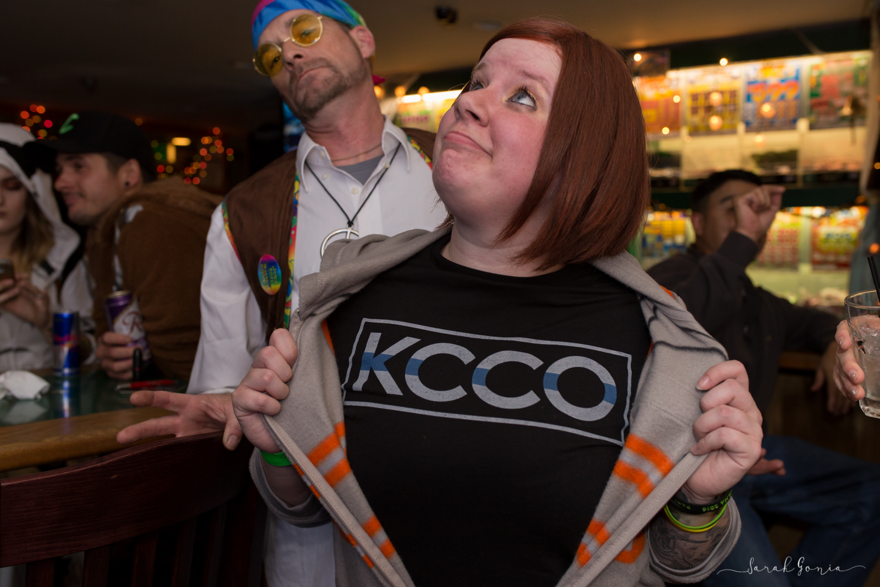The Chive Mardi Gras | Olympia Even Photographer