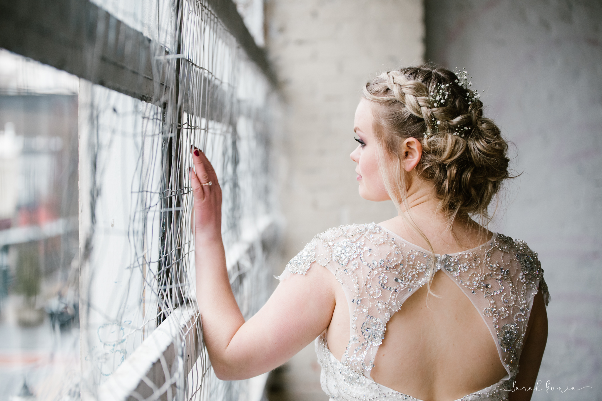Downtown Tacoma Bride | Tacaoma Wedding Photographer