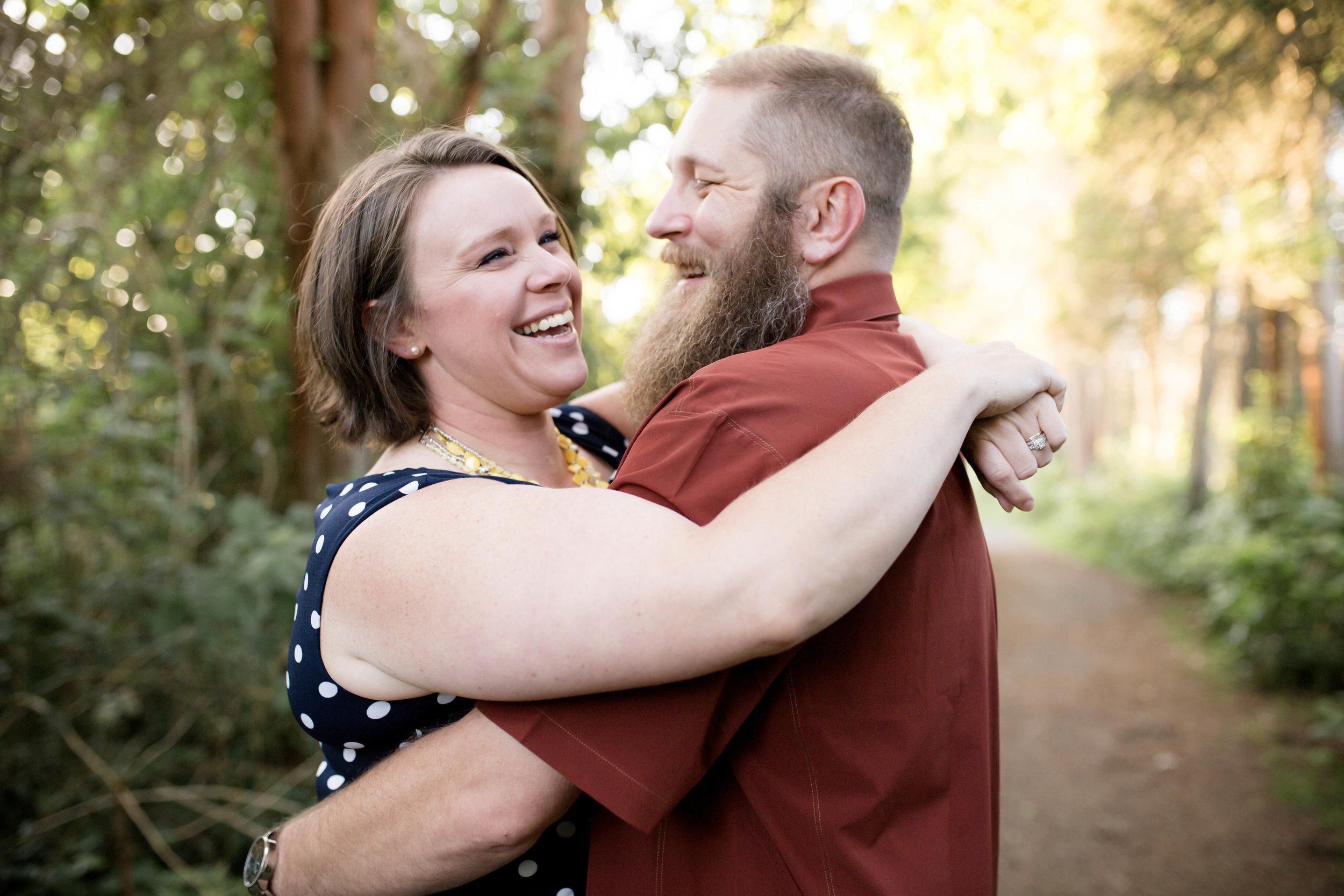 Ft. Steilacoom Couples Photography | Tacoma Engagement Photographer