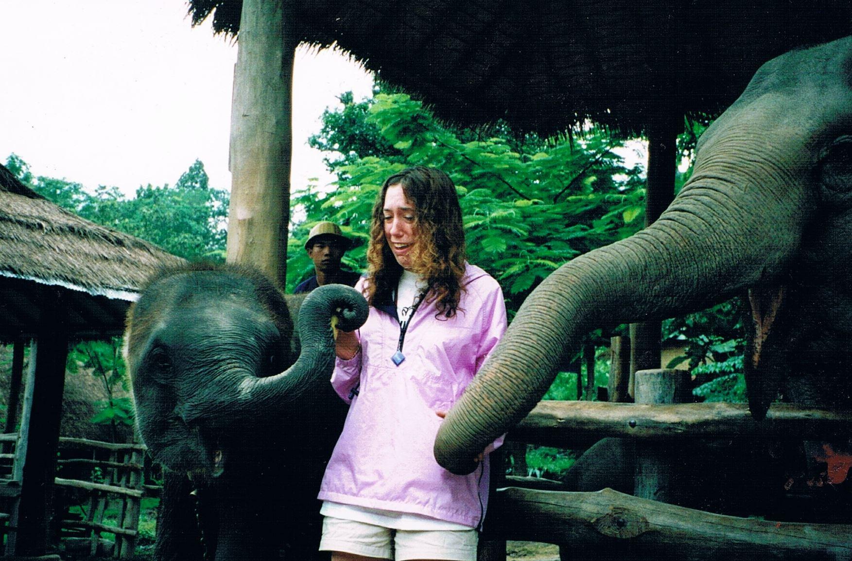Chiang Mai, Thailand circa 1999