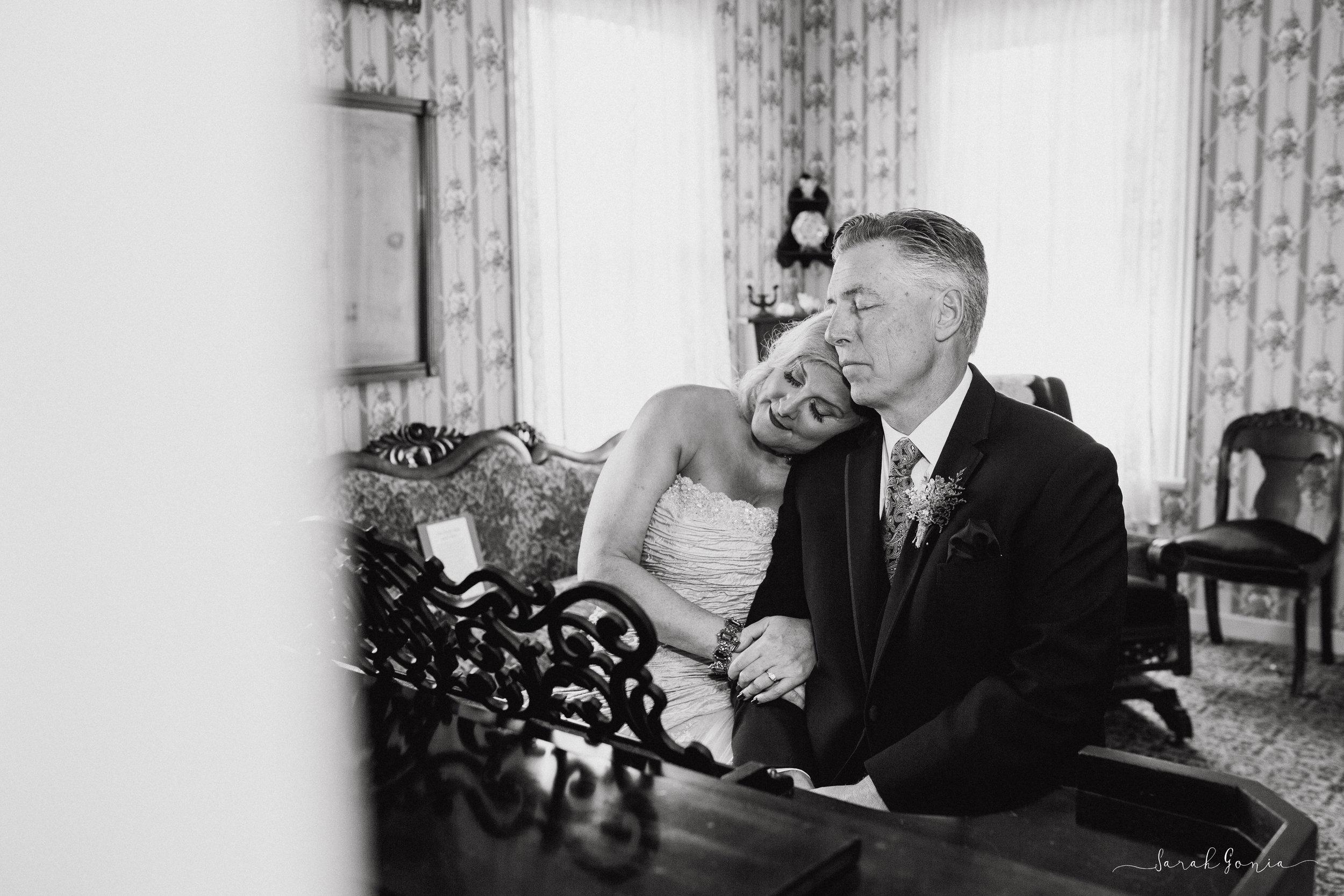 Bigelow House Elopement | Olympia Wedding Photographer
