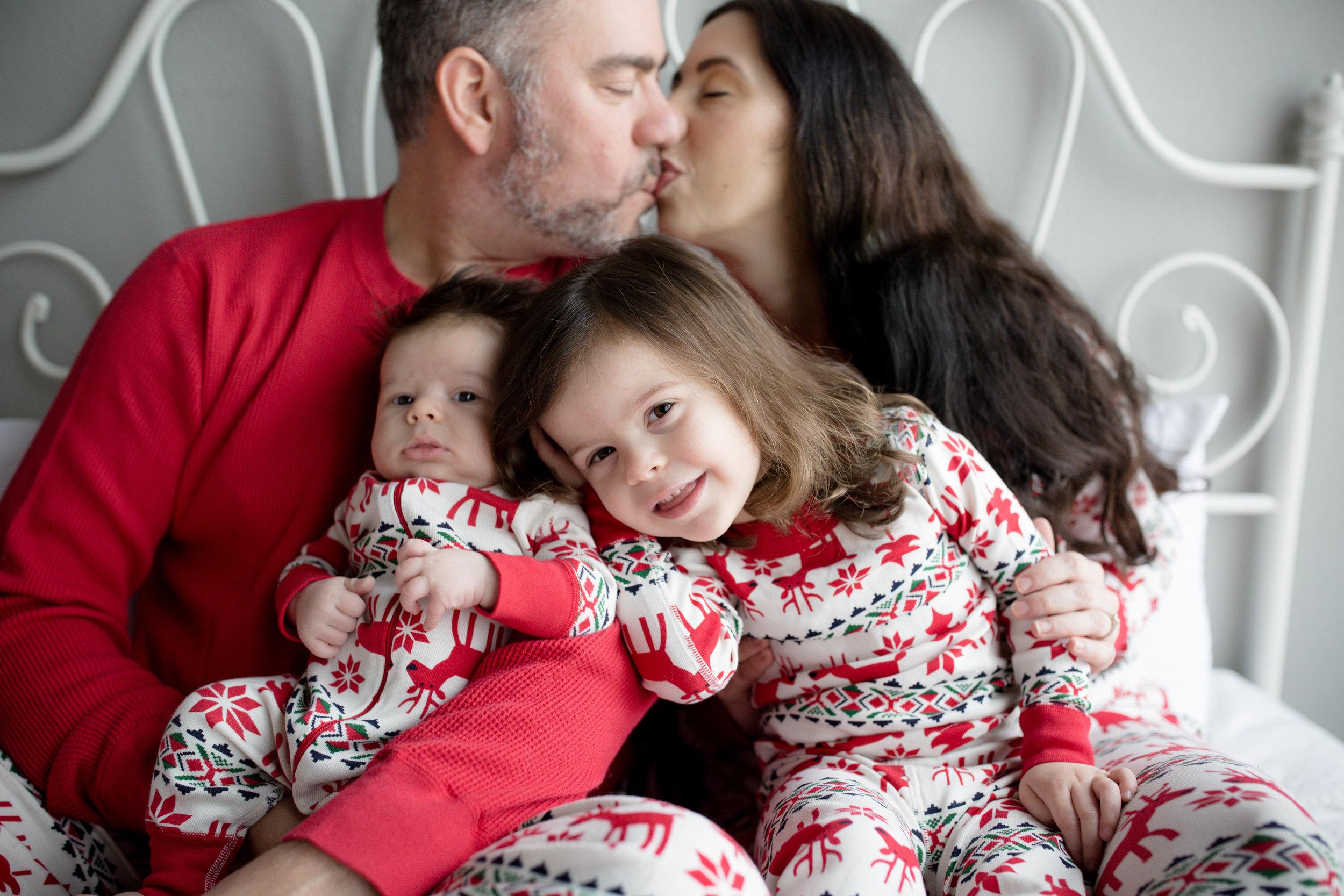 Christmas Minis | Tacoma Family Photographer