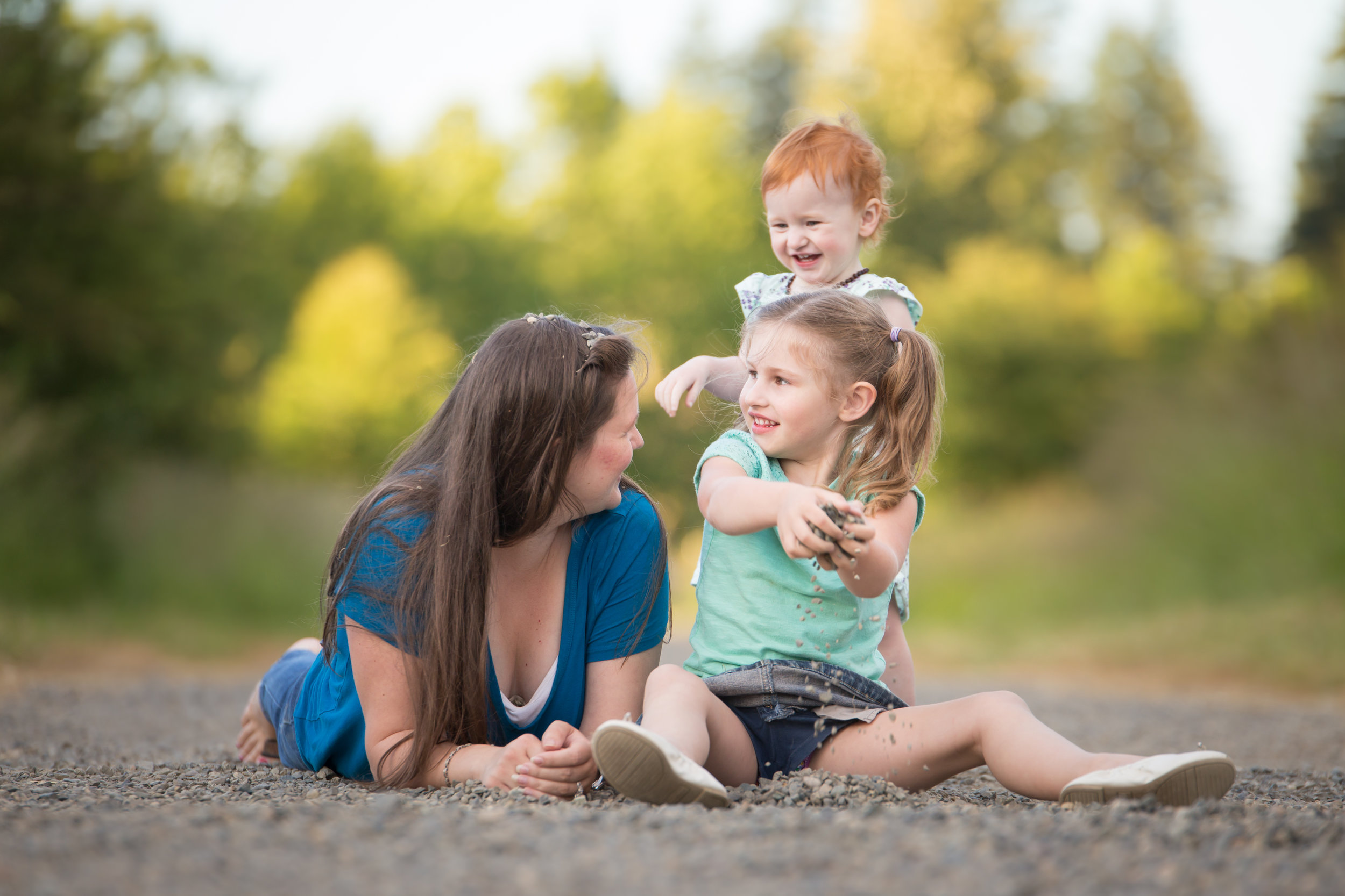 Mommy + Me Minis | Olympia Photographer