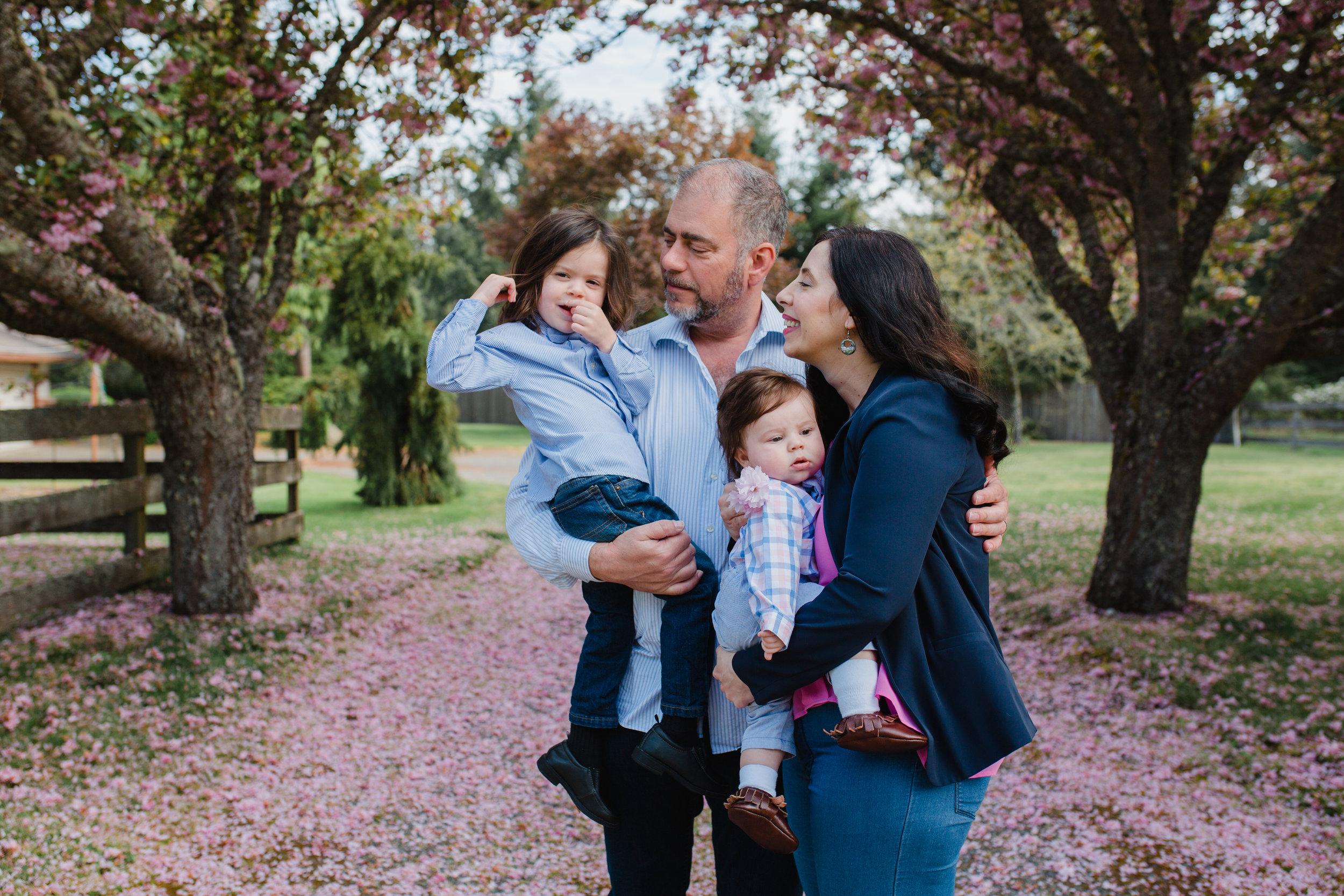 Family Portrait | Olympia Photographer