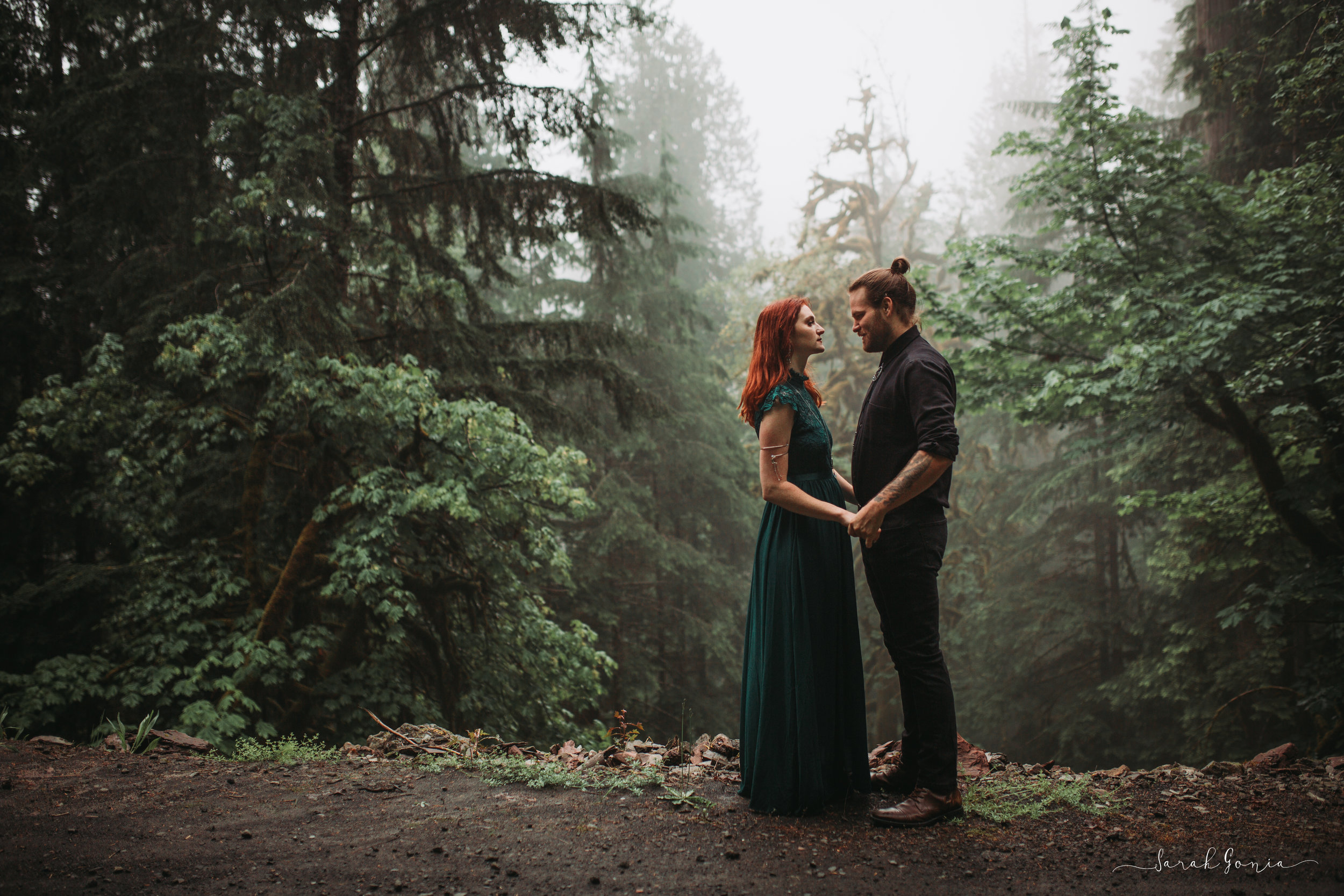 Lake Cushman Couples Session   PNW Wedding photographer